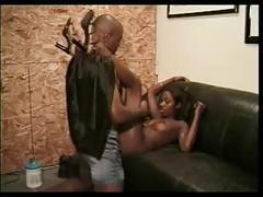 Ebony pussy fuck