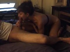 Love the way she fucks!