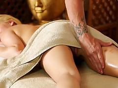 Candence lux enjoys a day at the spa for other reasons