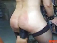 Mature amateur slave is used in different ways: hd porn rough - abuserporn.com
