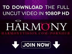 Harmony vision anal harlot threesome