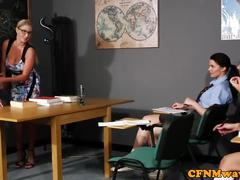 Cfnm sex education for girls
