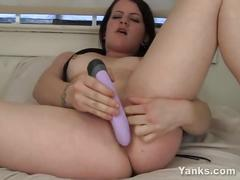 amateur, masturbation, toys, yanks, masturbate, adult-toys, solo, softcore, clit, cum, fingers, hd, natural-breasts, pierced, tattoos, dildos