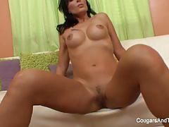 Hot milf zoey gets it on with young hottie charlie