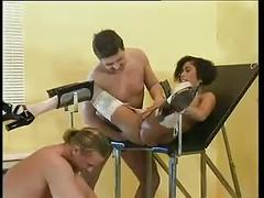 Ebony patient gets her special treatment