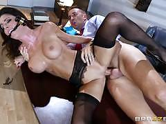 Dirty lawyer fucking for cock loving judge jessica james