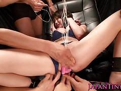 asian, babe, toy, bondage, gangbang, oil, hairy, japanese, japan, beauty