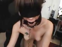 French slavewife used by guys and pissed on