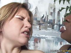 Hot lesbian punishment sex