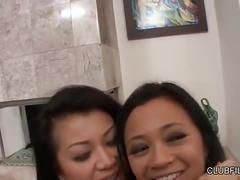 Asian family lesbian