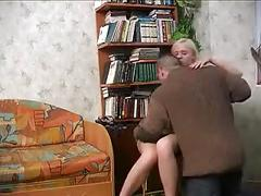 Real daughter get fucked by step dad in house