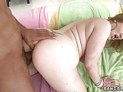 vicky vixen, blowjob, riding, doggystyle, reverse cowgirl, voluptuous, curvy, cowgirl, mature, sucking
