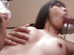 handjob, babe, japanese, orgy, blowjob, dildo, pussy licking, censored, av idol, erito av stars, erito, yuki shin