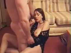 Milf turns into a sex demon