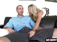 Step mom seduces daughters boyfriend