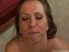 Katja kassin intense anal gape