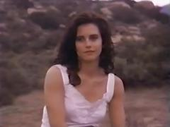 Courteney cox - blue desert (1991)