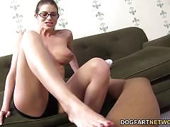 brooklyn chase, brunette, big dick, hardcore, big tits, feet, cumshot, busty, interracial, pornstar, footjob, fetish, big cock, big black cock, foot fetish, bbc
