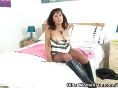 amateur, masturbation, mature, british, olderwomanfun, granny, milf, british-granny, english-granny, uk-granny, over-60, georgie-nylons, british-milf, granny-pantyhose, granny-tights