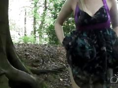 blonde, masturbation, public, british, big-boobs, european, katie-k, katie-kay, outside, solo, play, dildo, masturbating, big-tits, english, landing-strip, close-up