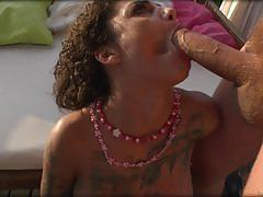 Bonnie rotten getting it hard and deep in every hole