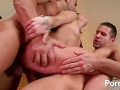hardcore, small tits, double penetration, pornhub, blowjob, throating, small-tits, natural-boobs, brunette, threesome, 3some, 3way, threeway, spit-roast, doggy-style, double-penetration, dp