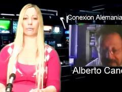 Pili reyes home webcam with alberto canosa 2015