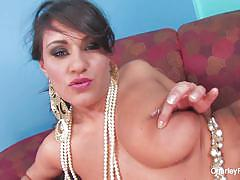 Racy charley chase loves to tease