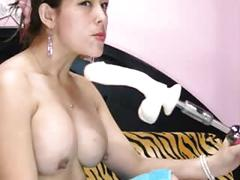 Dildo machine webcam show dtd