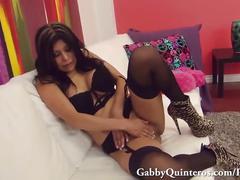 Gabby quinteros serves her pov master