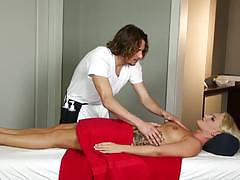 Pussy deep pussy tissue massage for cali carter