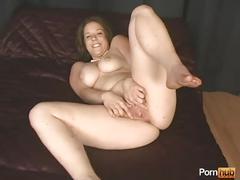 amateur, masturbation, toys, milf, pornhub.com, striptease, big-boobs, shaved, gaping, solo, ass, brunette, vibrator, wet, orgasm