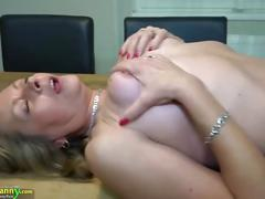 amateur, lesbian, mature, compilation, oldnanny, old, granny, masturbate, public, natural-tits, shaved, pussy-eating, fingering, big-boobs, doggy-style, toys