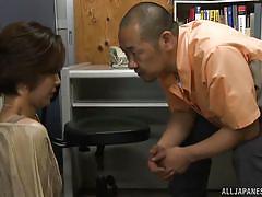 mature, japanese, deepthroat, housewife, brunette, censored, japanese matures, all japanese pass