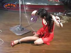 Yaner's bdsm experience on her birthday - 01