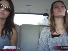 Twistedvisual - dani daniels lesbian public ass-eating car sex
