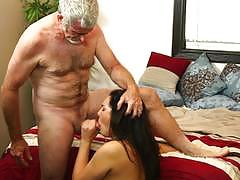 paisley parker, brunette, blowjob, fucked, cumshot, hot, older, fucked hard, sexy, deep, jizz, man, hard, massage, mature, grandpa, spunk, sucking, fucking, massaging
