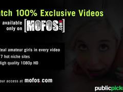 Mofos - euro teen needs a lift