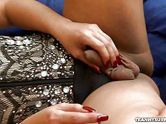 shemale deep throat, shemale big ass, brunette ladyboy, tranny big tits, latina, high heels, hard nipples, corset, tranny surprise, reality kings, tony lee, monique xxxxx