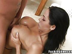 milf, big cock, blowjob, big boobs, brunette, tit fuck, socal porn sluts, fucking awesome, veronica rayne