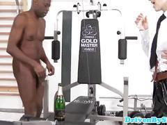 Cfnm latex eurobabes dominate big black guy