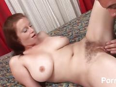 Horny and hairy - scene 4