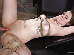 Nora learns to cum from any penetration