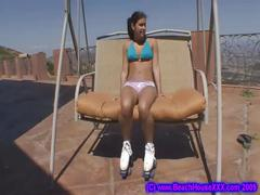 Kacey lynn beachhouse anal