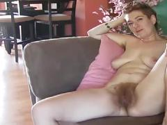hairy, matures