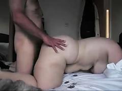 Bbw shagging my big cock