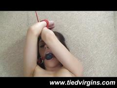 bondage, toys, british, tiedvirgins, kink, adult-toys, bdsm, tied-orgasm, hitachi-bondage, bound-slut, ropes, bound, tied-up, small-tits, natural-boobs, brunette