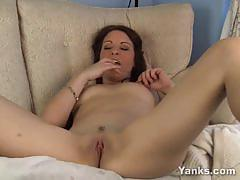 brunette, cum, masturbation, solo, clit, orgasm, climax, amateur, tattoos, fingers, cumming