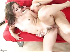 Dick drilling sexy brunette katrina rose