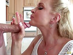 Randy ryan conner longs for her stepsons cock